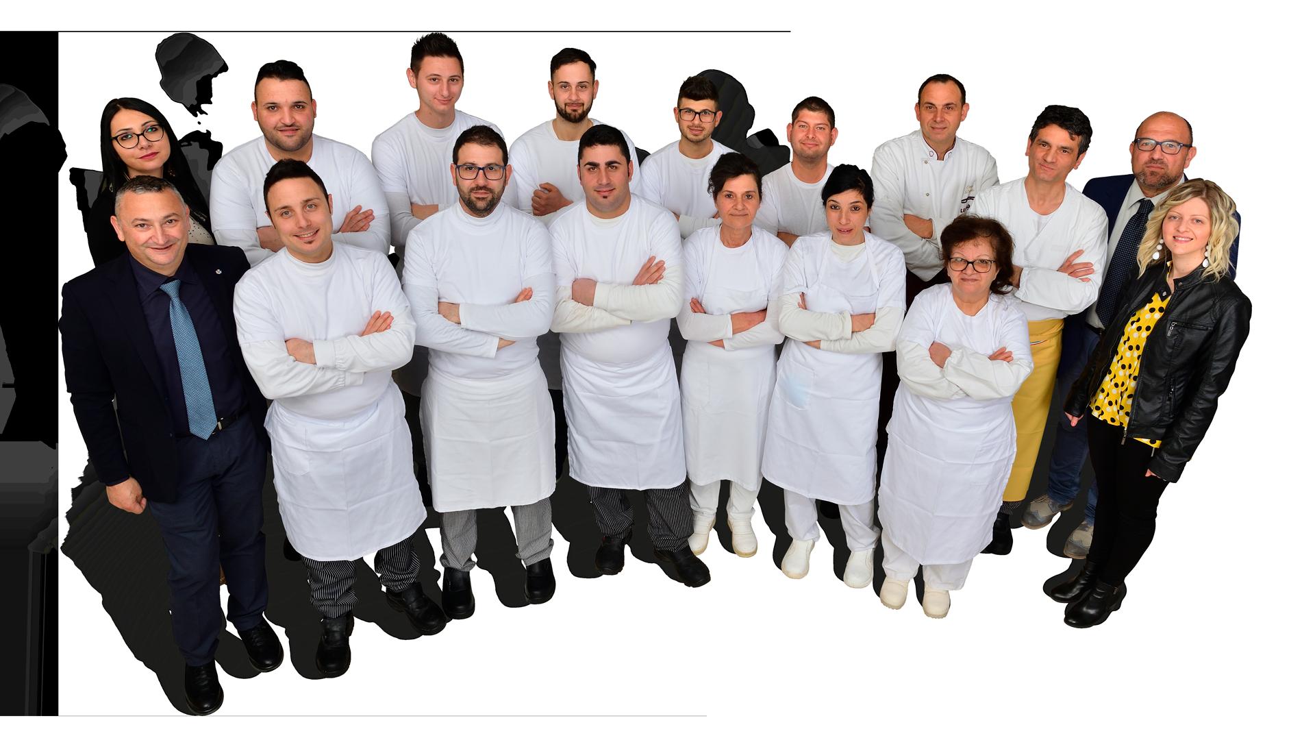 team dell'azienda